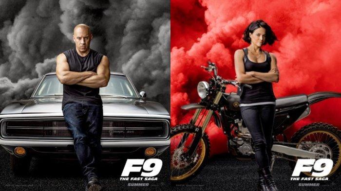Teaser Fast and Furious 9 Rilis, Kembalinya Han dan Aksi Pertarungan Dom dengan Saudaranya