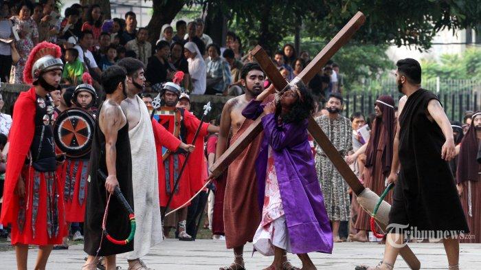 306 Personil Dikerahkan Untuk Amankan Perayaan Paskah Di Batam Tribunnews Com Mobile