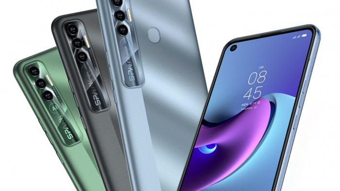 Tecno Mobile Rilis Spark 7 Pro, Ponsel New Entry Level Harga Miring untuk Gen Z