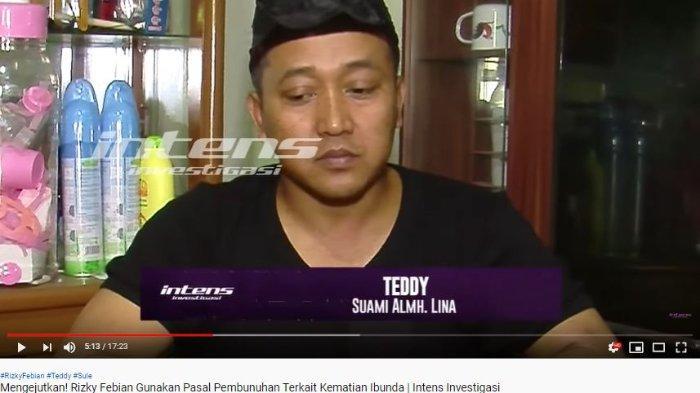 Teddy Pardiyana mengungkapkan keistimewaan mendiang sang istri, Lina Jubaedah, dalam mengurus anak hasil pernikahan mereka, Bintang.