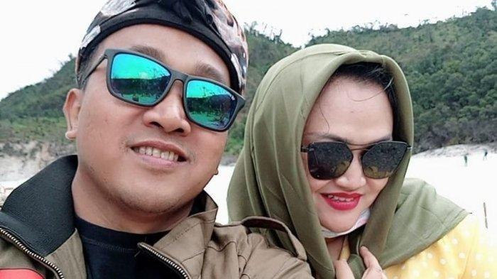 Lina dan Teddy Pardiyana. Berlian Teddy Juga Raib Bersamaan Perhiasan Lina Senilai Rp 2 Miliar yang Diberikan Sule.