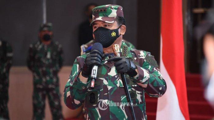 Panglima TNI Perintahkan KSAU Copot Danlanud Merauke Terkait 2 Oknum yang Lakukan Kekerasan
