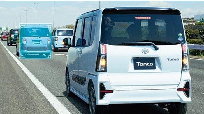 Teknologi A.S.A. pada Daihatsu Tanto.