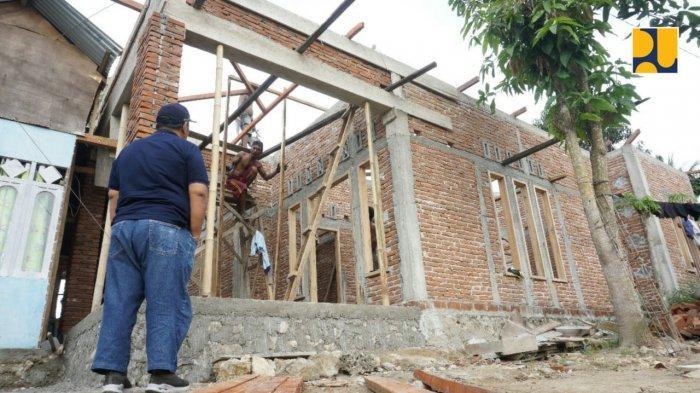 Cara Kementerian PUPR Bangun Rumah Tahan Gempa