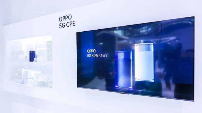 Teknologi Oppo CPE 5G