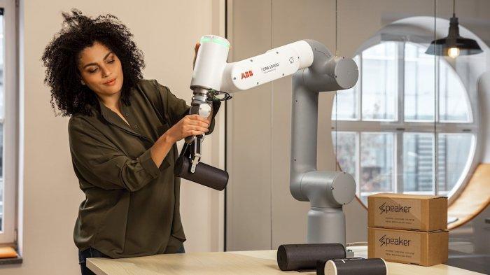 Penggunaan Teknologi Robot Makin Meluas di Beragam Sektor Industri, Ini yang Terbaru dari ABB