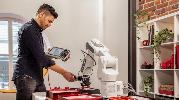Teknologi robotik SWIFTI