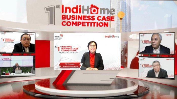 The 1st IndiHome Business Case Competition, Ruang Eksplorasi Bisnis Generasi Muda