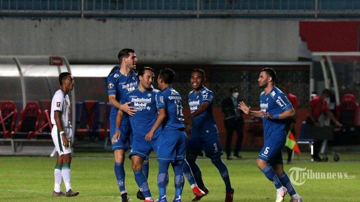 Daftar Top Scorer Piala Menpora 2021, Duo Persib Bisa Gusur Torres