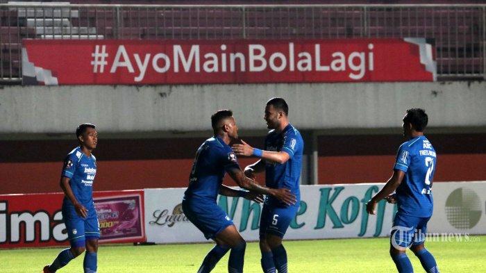 NONTON Live Streaming Persib Bandung vs PS Sleman Semifinal Piala Menpora di Indosiar