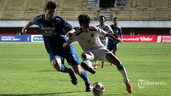 LIVE STREAMING INDOSIAR Persib vs PSS Sleman Piala Menpora 2021, Ini Link Nonton di HP