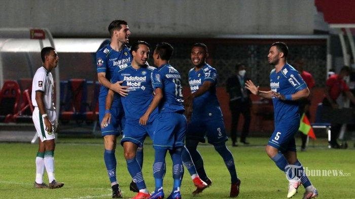 Persib Bandung Hingga Saat Ini Belum Terkalahkan di Piala Menpora 2021