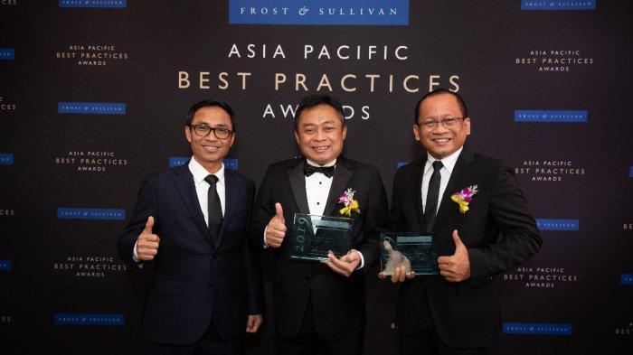 TelkomGroup Borong Empat Penghargaan di Frost & Sullivan 2019 Asia Pacific Best Practices Awards
