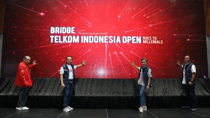 TelkomGroup Kembali Gelar Turnamen Bridge Telkom Indonesia Open 2019