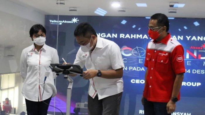 Telkom Resmikan Command Center Demi Pastikan Pengalaman Terbaik Bagi Pelanggan IndiHome