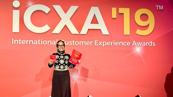 Telkom Group Menangkan 3 Kategori International Customer Experience (CX) Awards