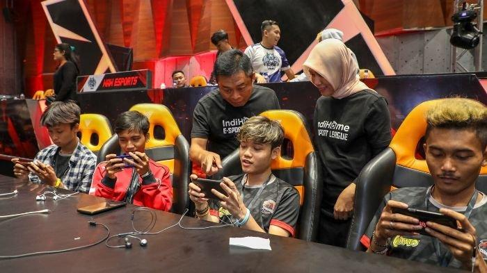 Grand Final IndiHome eSports League Lahirkan Pemain eSports Profesional Indonesia