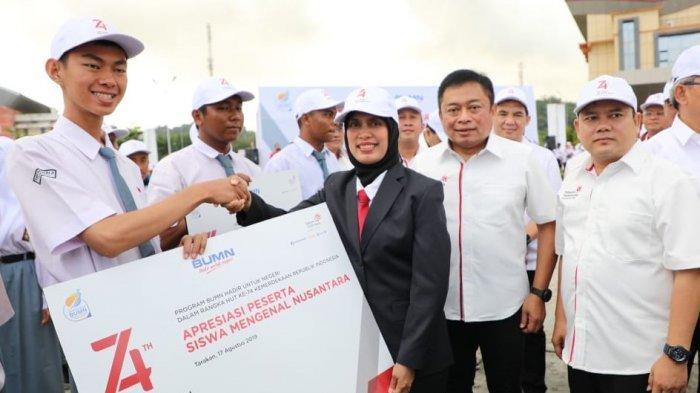BUMN Hadir untuk Negeri di Kalimantan Utara, Tingkatkan Nasionalisme dan Kesejahteraan Masyarakat