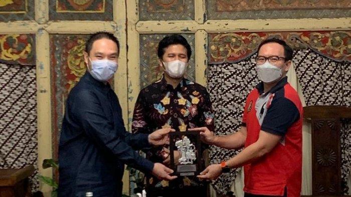 Dorong Percepatan Ekosistem Digital di Indonesia, Telkom Siap Dukung Pengembangan KEK Singhasari