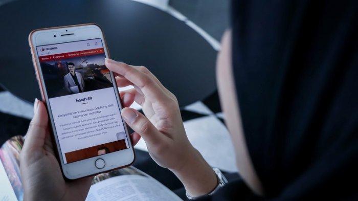 Telkomsel Gandeng BlackBerry Perkuat Paket TeamPLAN dengan Solusi Keamanan