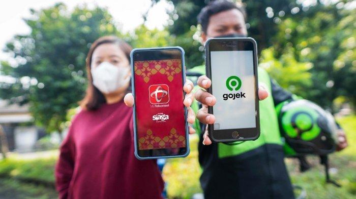 Telkomsel Suntik Dana Tambahan Investasi 300 Juta Dolar AS di Gojek