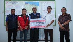 Pelanggan Telkomsel Salurkan Dana Rp 1 Miliar bagi Korban Gempa Bumi di Pidie Jaya