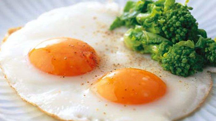 Terungkap Cara Restoran Membuat Telur Ceplok yang Kuningnya Pas di Tengah! Gampang Banget