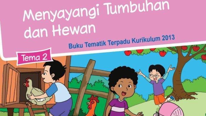 Kunci Jawaban Buku Tematik Kelas 3 Sd Tema 2 Halaman 30 31 32 Dan 34 Subtema 1 Pembelajaran 4 Tribunnews Com Mobile