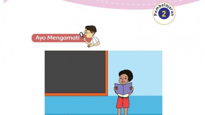 Kunci Jawaban Tema 2 Kelas 3 Sd Halaman 68 70 Subtema 2 Pembelajaran 2 Buku Tematik Tribunnews Com Mobile