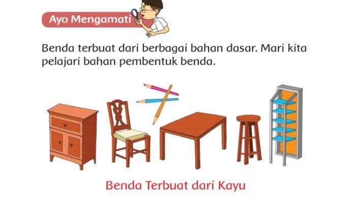 Kunci Jawaban Tema 3 Buku Tematik Kelas 3 SD/MI Halaman 13 14 15 17 18 Subtema 1 Pembelajaran 2