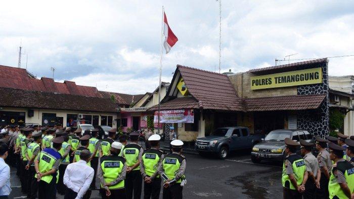 Perwira Polres Temanggung Bantah Berzina: Kalo Mau, Ngapain Ngajak Anak, Lagian Dia Juga Sedang Haid