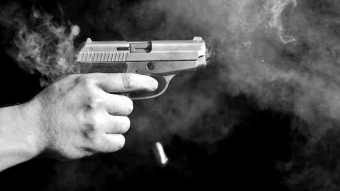 Pentolan OKP Peras Pengembang dengan Senjata Api Rakitan