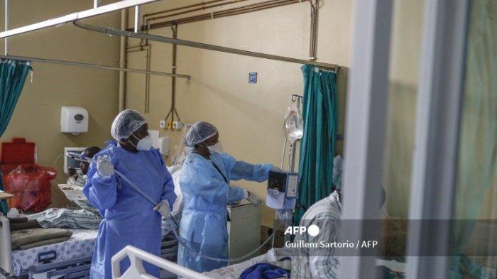 Wanita dengan HIV Terpapar Covid-19 selama 216 Hari, Virus di Tubuhnya Bermutasi Setidaknya 30 Kali