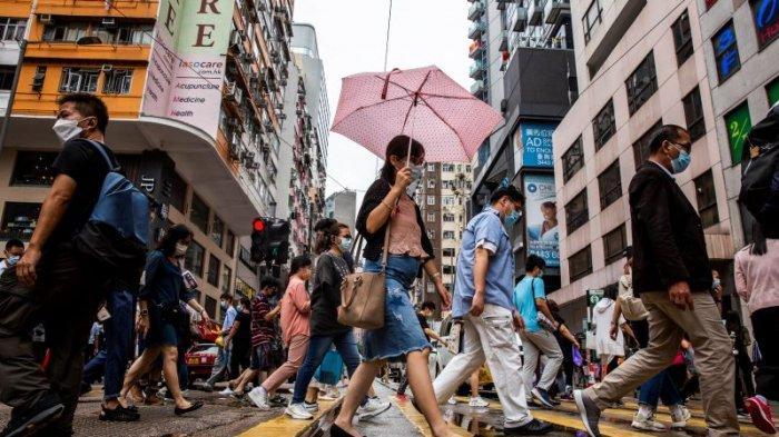 Presiden AS Joe Biden Siap Tampung Sementara Warga Hong Kong di AS, China Langsung Menanggapi