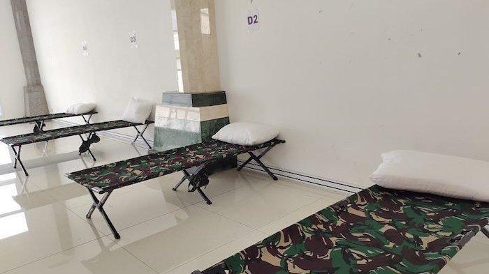 Kantor Wali Kota Jakarta Barat Siap Dijadikan Tempat Isolasi Pasien Covid-19 Tanpa Gejala