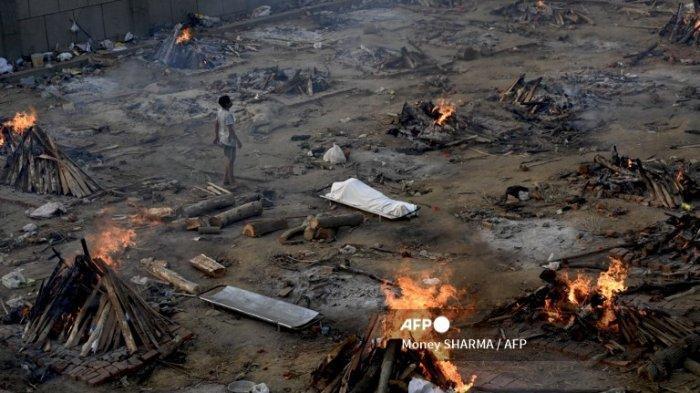 Pasien Covid Tembus 20 juta, Oposisi India Serukan Lockdown Total