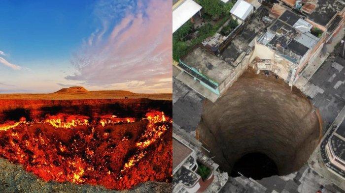 12 Tempat Misterius di Bumi dan Dianggap Sebagai Portal Menuju 'Dunia Lain', Ada Gerbang Neraka