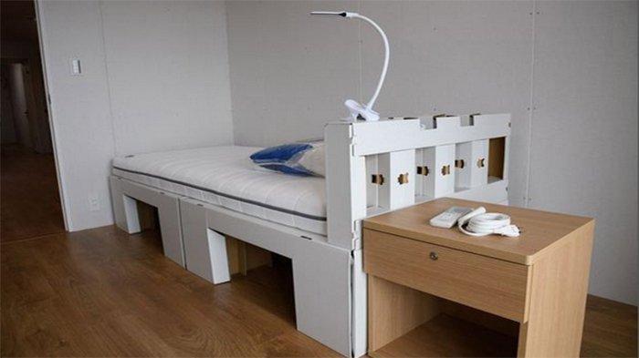 Air Weave Co.Ltd Jelaskan Alasan Pembuatan Tempat Tidur Kardus untuk Atlet Olimpiade Jepang