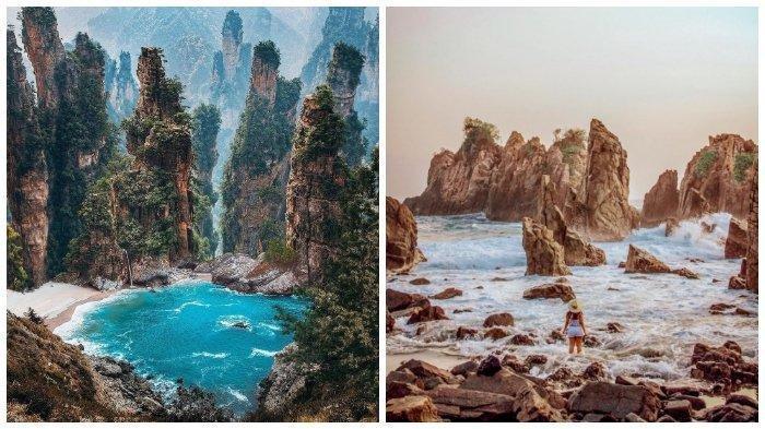 8 Tempat Wisata di Indonesia Ini Mirip dengan Destinasi di Luar Negeri