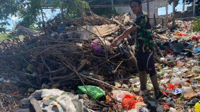 Mayat Bayi Laki-laki dalam Kantong Plastik Ditemukan di TPA Alak Kota Kupang