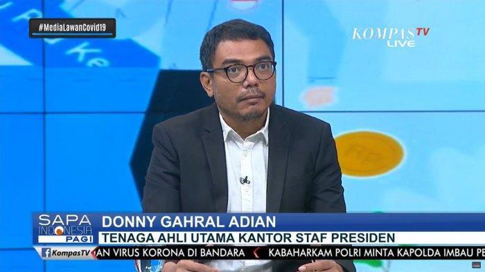 KSP: Kementerian Investasi Sudah Disusun Keorganisasiannya, Ya Harus Ada Menterinya