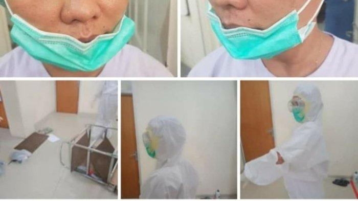 Alasan Keluarga Pasien COVID-19 Aniaya Petugas Medis, Sang Ayah Mengeluh Lapar Sebelum Meninggal