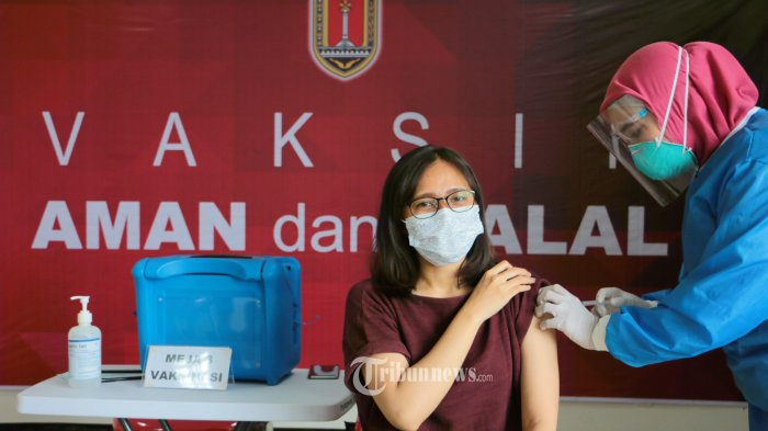 Pemkot Semarang Rencanakan Vaksinasi Tahap 2 Mulai 21 Februari 2021