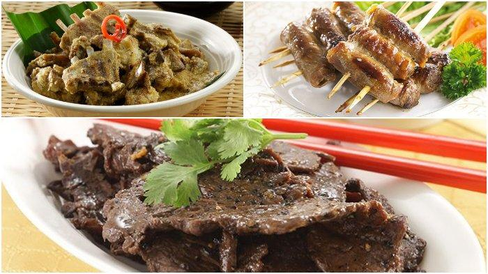 Resep Olahan Daging Sapi dan Kambing: Tengkleng Iga Bakar hingga Daging Sapi Panggang Merica Hitam