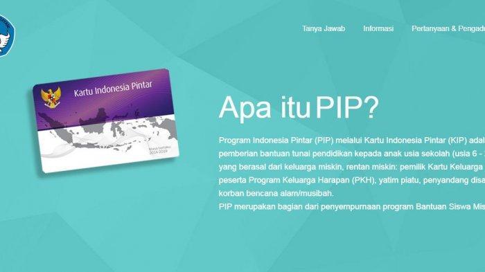 Simak Nama Penerima Bantuan Program Indonesia Pintar (PIP) Cek di pip.kemdikbud.go.id