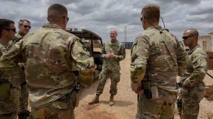 Trump Perintahkan Sebagian Besar Pasukan Amerika Tinggalkan Somalia