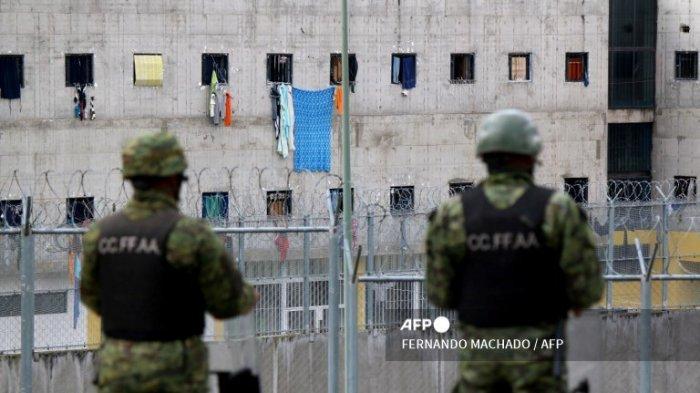 Kerusuhan di 4 Penjara Ekuador Secara Bersamaan, Puluhan Napi Dilaporkan Tewas