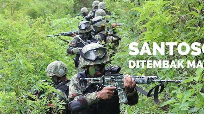 Satu Anggota TNI Dilaporkan Tertembak Dalam Kontak Senjata di Poso