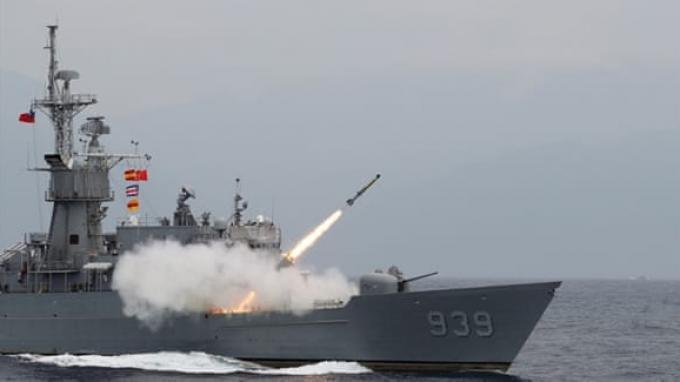 Cegah Invasi China,Militer Taiwan Akan Gelar Latihan Tempur Skala Besar