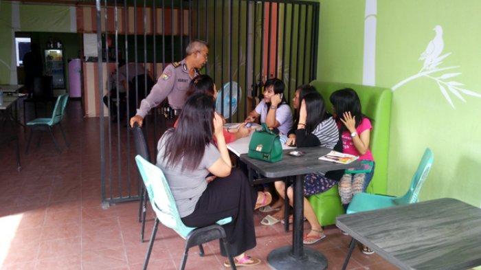 Banyak Terapis Panti Pijat Berasal dari Luar Kota Pekanbaru